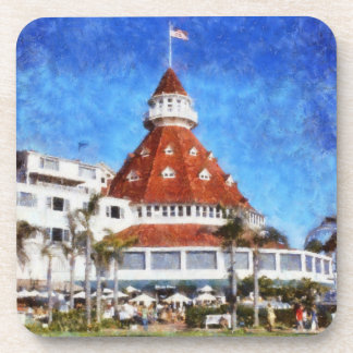 Hôtel Del Coronado Sous-bock