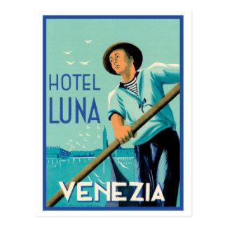 Hôtel Luna Venezia Carte Postale