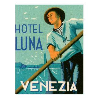 Hôtel Luna Venezia Cartes Postales