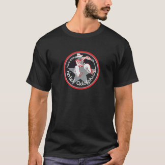 Hôtel vintage de Dallas le Texas T-shirt