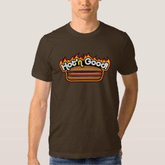 Hot'n bon ! t-shirts