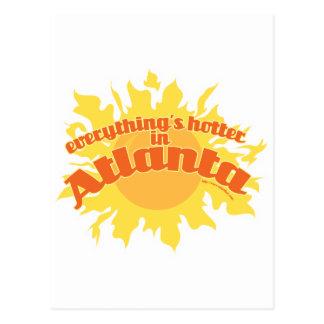Hotter à Atlanta Cartes Postales