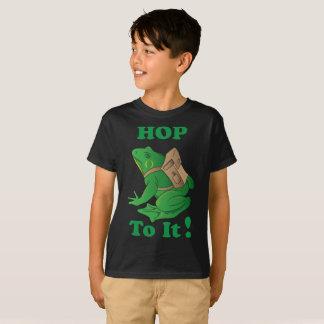 Houblon à lui T-shirt