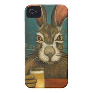Houblon de lapin coque iPhone 4