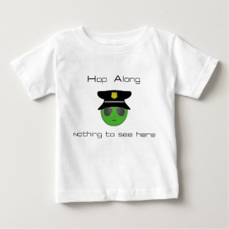 Houblon le long t-shirt pour bébé