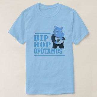 Houblon Opotamus de hanche T-shirt