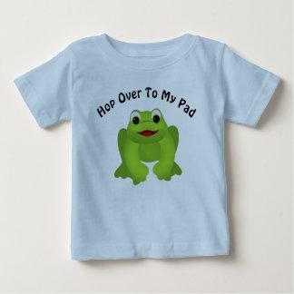 Houblon plus d'à mon T-shirt de grenouille de