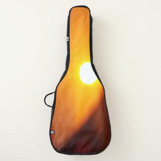 Housse De Guitare caisse de guitare de hausse du soleil de la vie