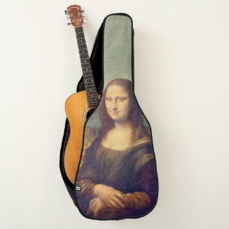 Housse De Guitare Mona Lisa par Leonardo da Vinci
