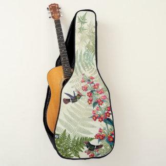 Housse De Guitare Monture filtre molle de guitare de fleur de