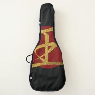 Housse De Guitare Symbole japonais : Roi