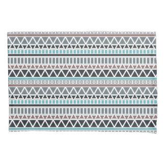 Housse D'oreillers Caisse de coussin de motif inspirée par Aztèque