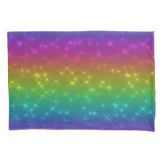 Housse D'oreillers Caisse lumineuse de coussin d'étincelles