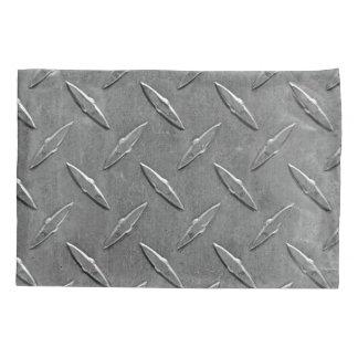 Housse D'oreillers conception en acier de plat de diamant