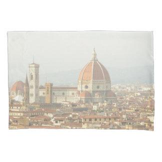 Housse D'oreillers Duomo de Florence ou de Firenze Italie