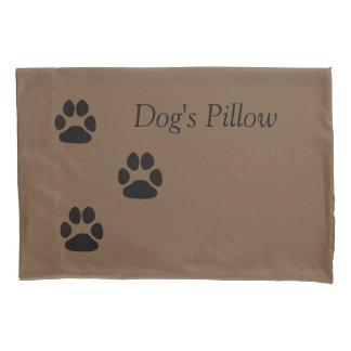 Housse D'oreillers Le coussin du chien
