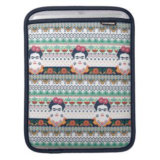 Housse iPad Aztèque de Frida Kahlo  