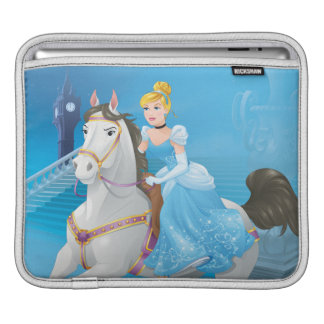 Housse iPad Cendrillon | ont le courage