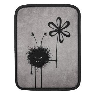 Housse iPad Cru mauvais d'insecte de fleur