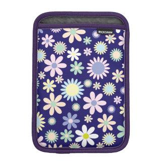 Housse iPad Mini Arrière - plan floral