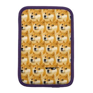 Housse iPad Mini Bande dessinée de doge - texture de doge - shibe -