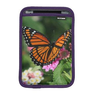 Housse iPad Mini Beau papillon sur la fleur de Lantana