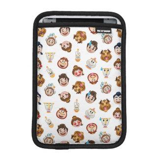 Housse iPad Mini Beauté et le motif de caractère d'Emoji | de bête