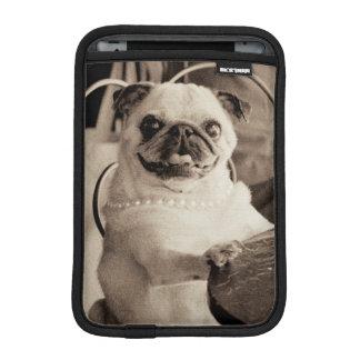 Housse iPad Mini Carlin de café