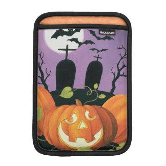 Housse iPad Mini Chambre hantée par Halloween éffrayante