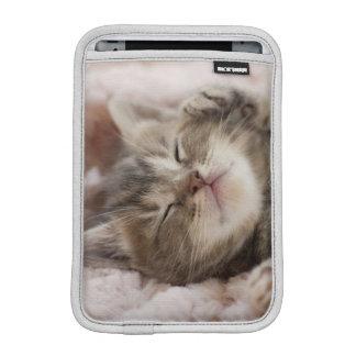 Housse iPad Mini Chaton somnolent