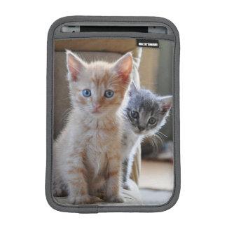 Housse iPad Mini Chatons curieux