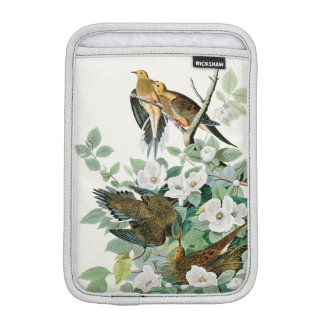 Housse iPad Mini Colombe de tortue de la Caroline, oiseaux de