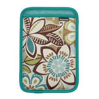 Housse iPad Mini Conceptions florales modernes