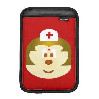 Housse iPad Mini Douille de Rickshaw d'Ipad de 鲍鲍 d'infirmière mini