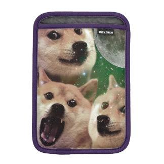 Housse iPad Mini Lune de doge - l'espace de doge - chien - doge -
