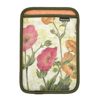 Housse iPad Mini Marguerites colorées