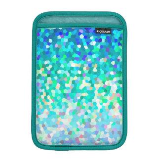 Housse iPad Mini mini texture d'étincelle de mosaïque de douille