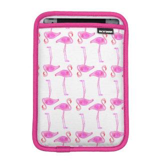 Housse iPad Mini Motif rose de flamant