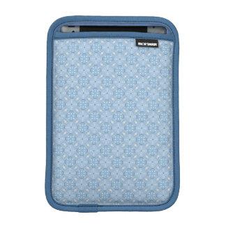 Housse iPad Mini Motif sans couture géométrique d'hiver dans
