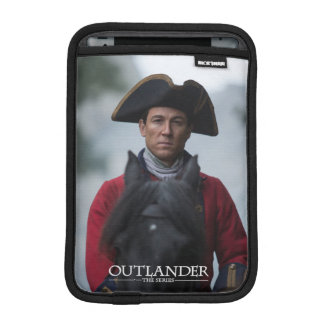 Housse iPad Mini Photographie de l'Outlander | Black Jack Randall