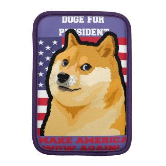 Housse iPad Mini Président de doge - doge chien-mignon de