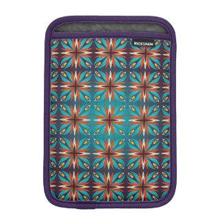 Housse iPad Mini Rétro motif sans couture géométrique abstrait