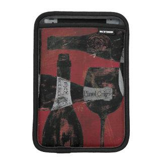 Housse iPad Mini Sélection de vin