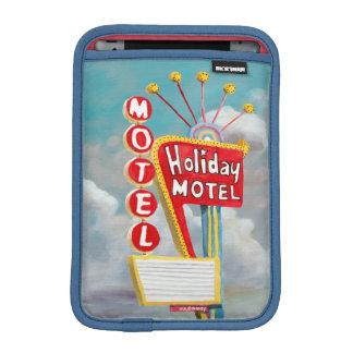 Housse iPad Mini Signe de motel de vacances