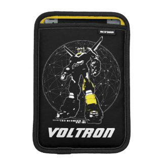 Housse iPad Mini Silhouette de Voltron | au-dessus de carte