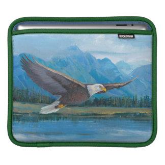 Housse iPad Montée d'Eagle chauve