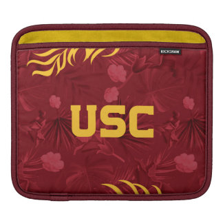 Housse iPad Motif hawaïen des Trojan | d'USC