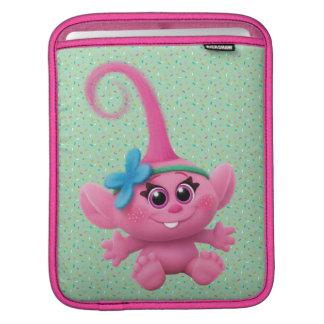 Housse iPad Pavot de bébé des trolls |