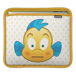 Housse iPad Petit flet d'Emoji | de sirène