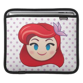 Housse iPad Petite princesse Ariel d'Emoji | de sirène